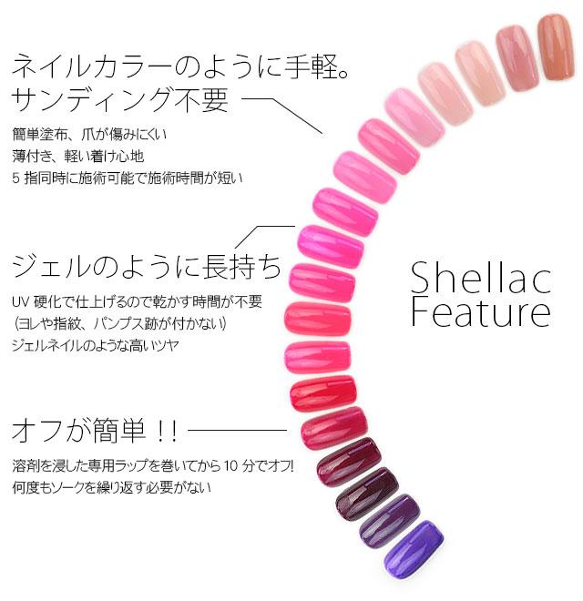 SHELLAC(シェラック)